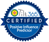 Tilt 365 Certified Positive Influence Predictor